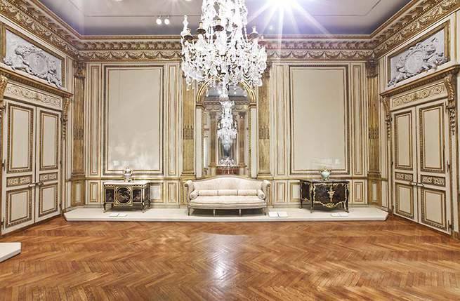 Researching The Renovation Of A Period Room De Young
