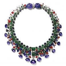 Cartier Tutti Frutti Necklace