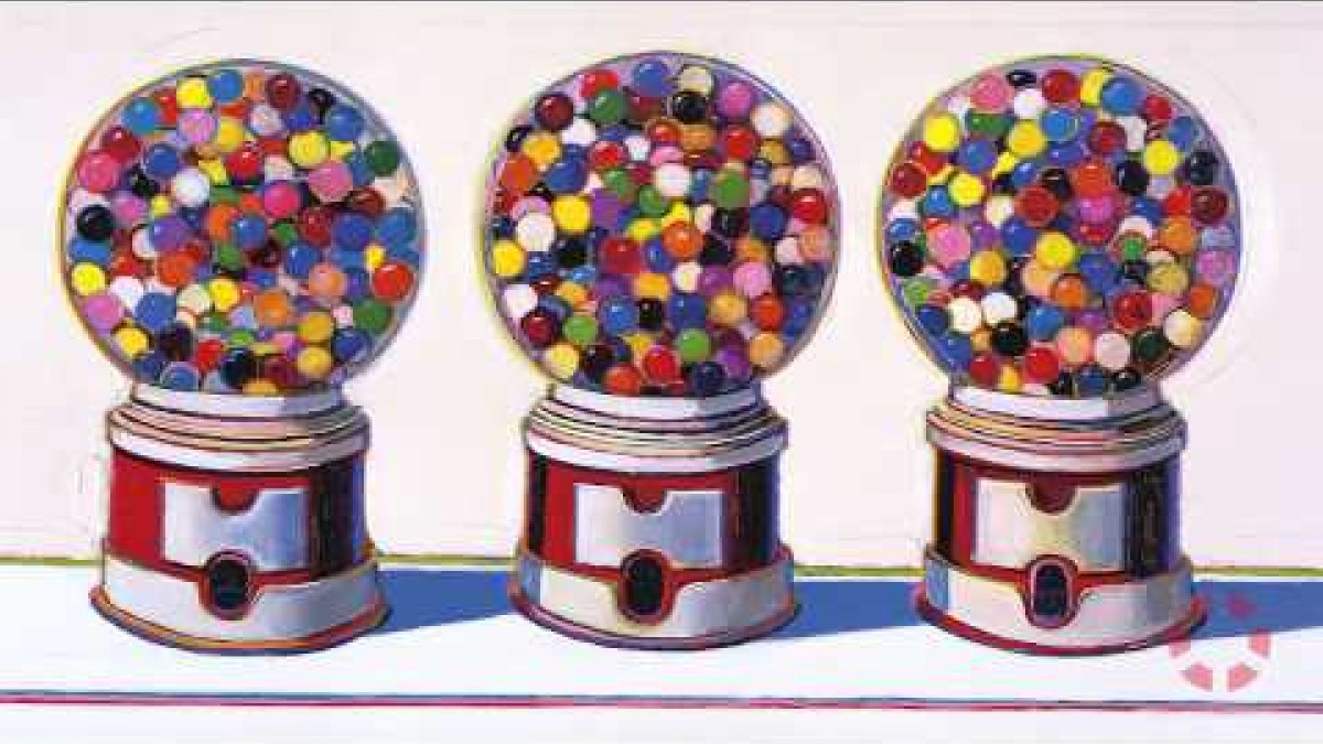 Conversations with Colin: Thiebaud's Three Machines
