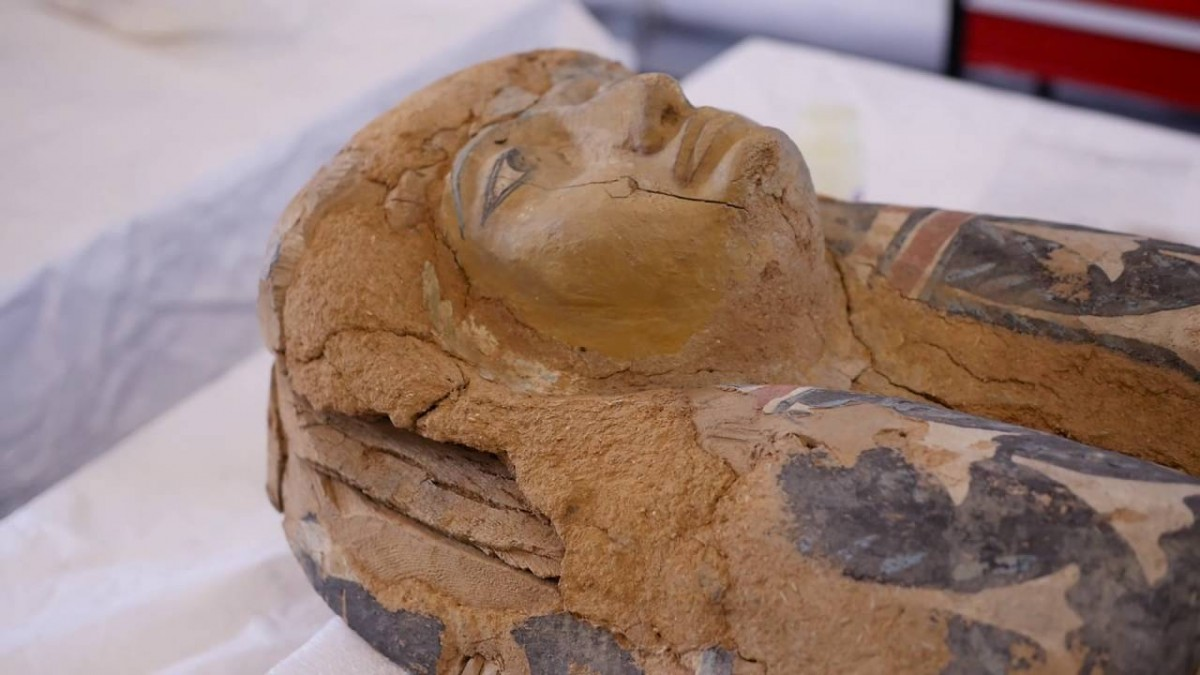Unwrapping the Secrets of Hatason | The Future of the Past: Mummies and Medicine