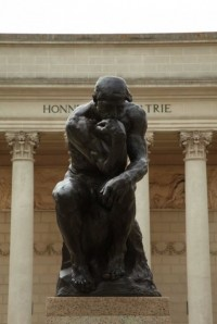 August Rodin, The Thinker, 1904
