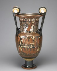 Greek wine vessel