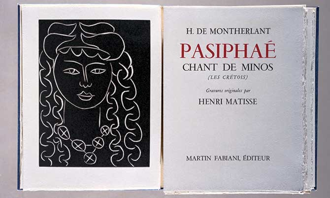 Matisse and the Artist Book