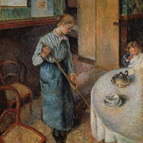 The Little Country Maid, 1882