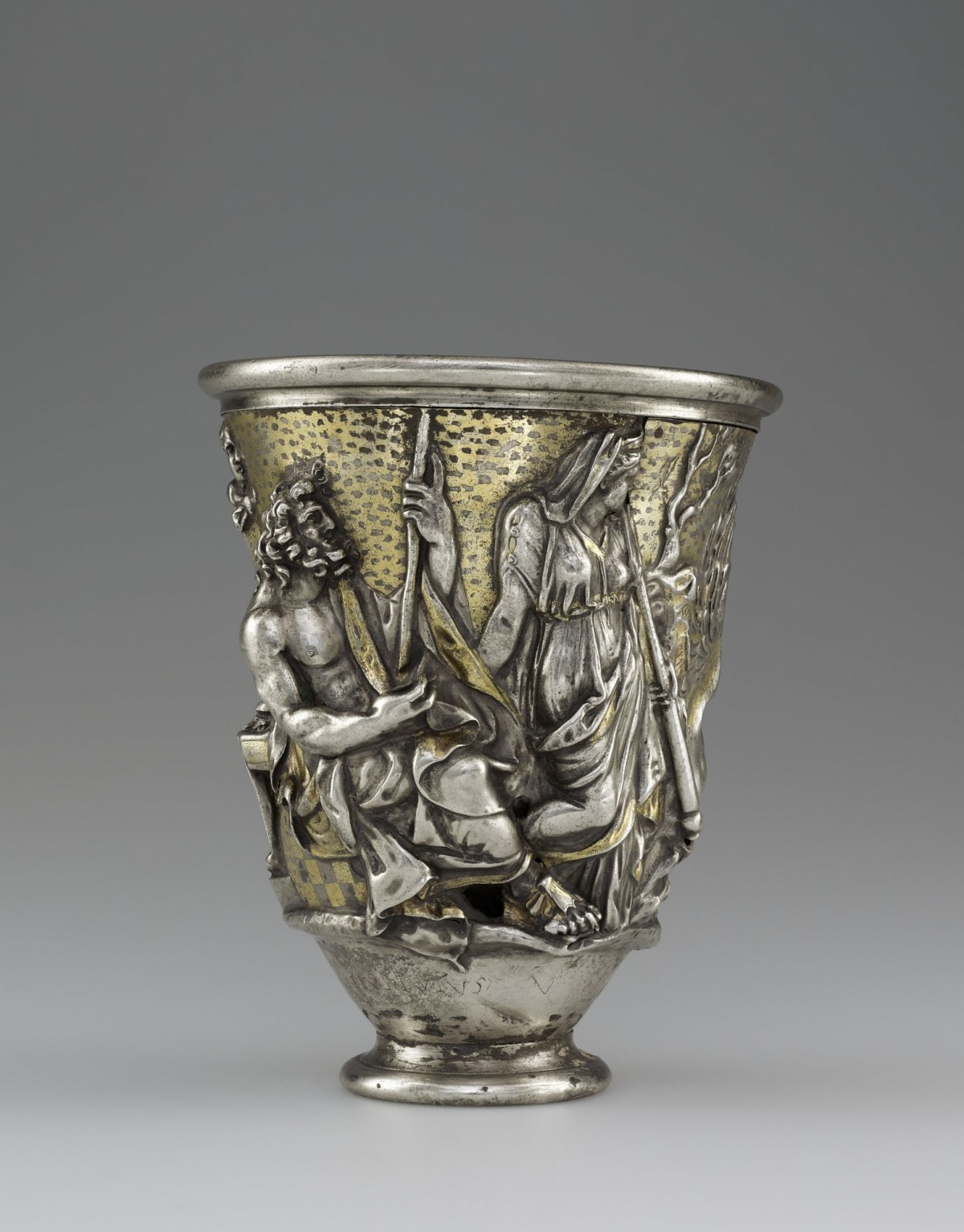 Ancient Luxury And The Roman Silver Treasure From