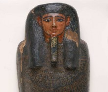 Coffin of Irethorrou, Egyptian, Akhmim