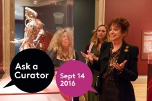 #AskACurator: Renée Dreyfus, Curator in Charge of Ancient Art and Interpretation