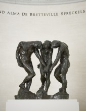 "Auguste Rodin, Alexis Rudier Fondeur (maker), ""The Three Shades"", ca. 1898"