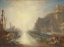Joseph Mallord William Turner, Regulus, 1828