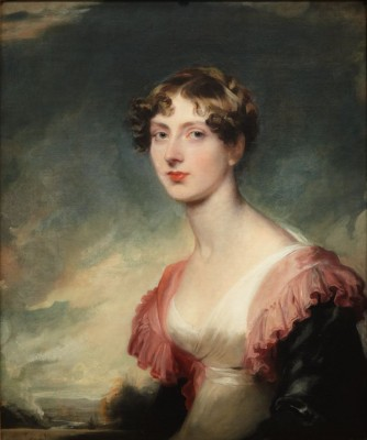"Sir Thomas Lawrence, ""Mary, Countess of Plymouth,"" ca. 1817"