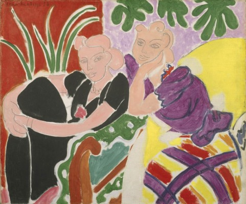 Matisse the Conversation