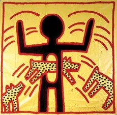 Keith Haring: The Political Line