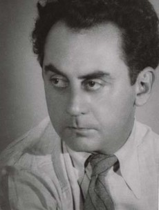 Portrait of Man Ray