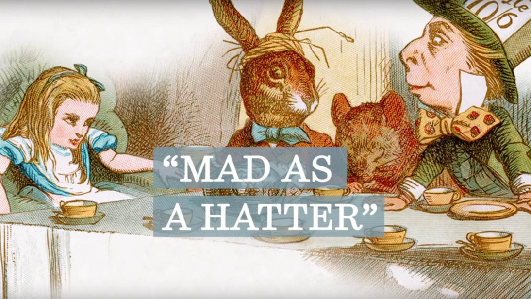 Mad as a Hatter video for Degas exhibition at Legion of Honor museum