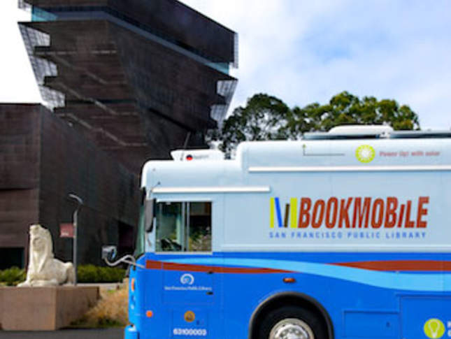 DY Bookmobile