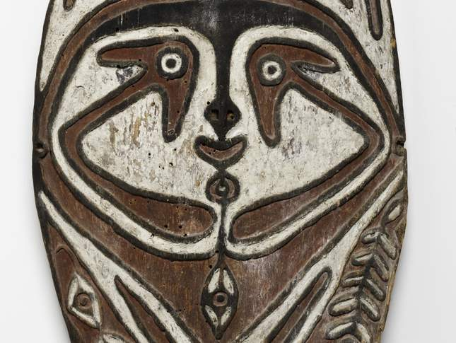 de Youngsters Studio: Spirit Board Art Making Inspired by New Guinea Collection