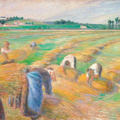 The Harvest, 1882