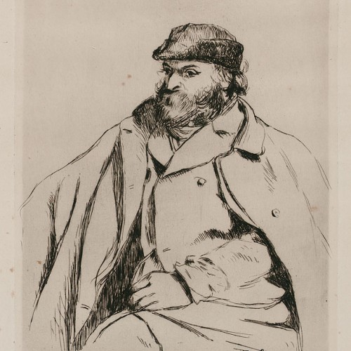 Portrait of Paul Cézanne