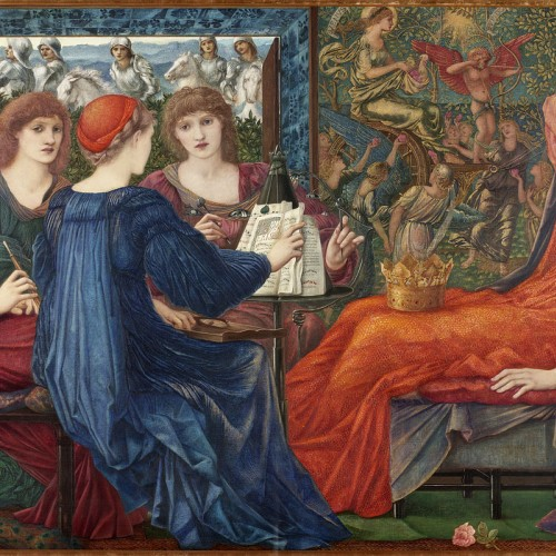 Edward Burne-Jones, Laus Veneris, 1873–8
