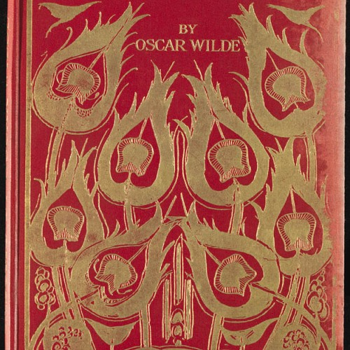 Cover of Salome by Oscar Wilde, 1920. FAMSF