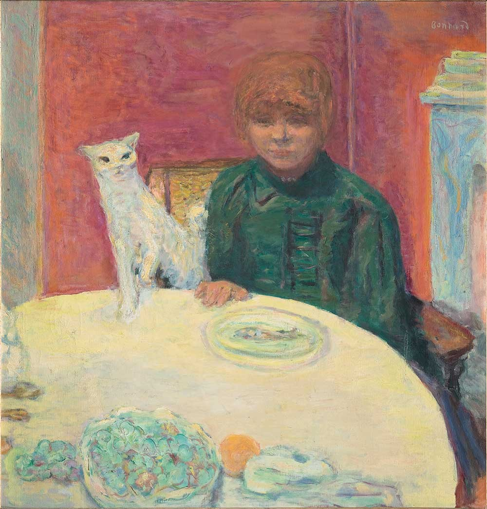 Pierre Bonnard Painting Arcadia Legion Of Honor