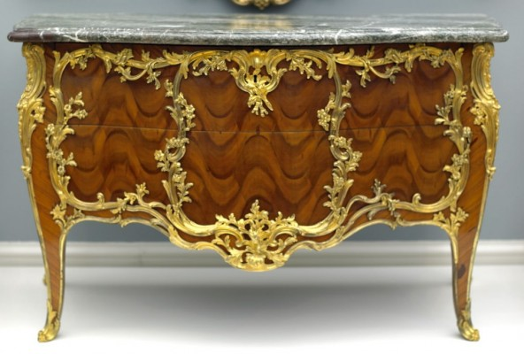Curator Lecture Quot Eighteenth Century French Furniture And