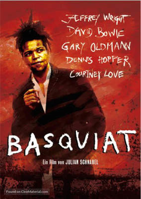"Film Screening of ""Basquiat"" at the Legion of Honor museum"