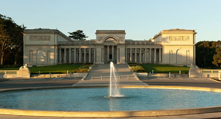 """Legion of Honor Docent Tour: """"Three Masterpieces in Thirty Minutes"""""""
