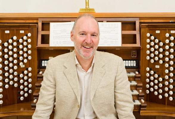 Jonathan Dimmock and the Spreckels Organ at the Legion of Honor
