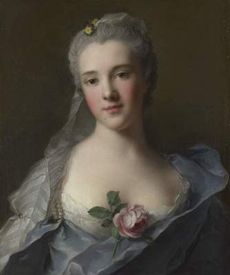Jean-Marc Nattier (French, 1685–1766), Manon Balletti, 1757