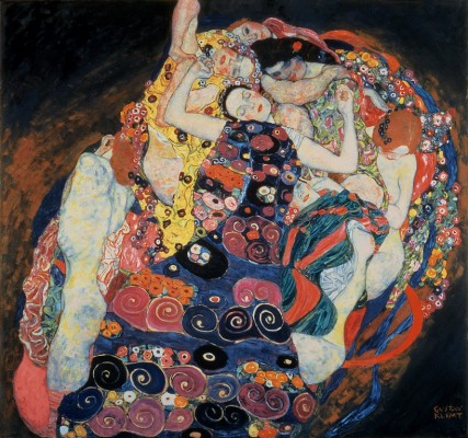 "Gustav Klimt, ""The Virgin"", 1913"