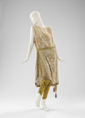 Callot Soeurs, evening ensemble